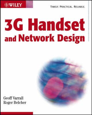 3G Handset and Network Design (Paperback)