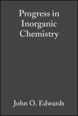 Progress in Inorganic Chemistry: Inorganic Reaction Mechanisms v.17 (Hardback)