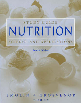 Nutrition: Study Guide: Science and Applications (Paperback)