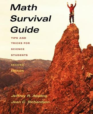 Math Survival Guide: Tips and Tricks for Science Students (Paperback)