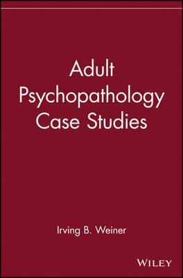 Adult Psychopathology Case Studies (Paperback)