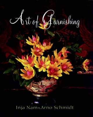The Art of Garnishing (Hardback)