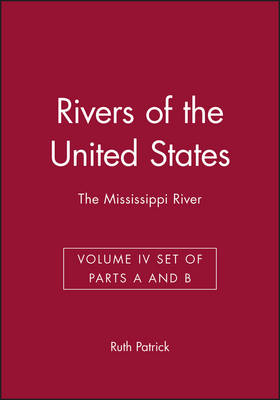 Rivers of the United States: The Mississippi River v. 4 - Rivers of the United States (Hardback)