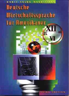 Deutsche Wirtschaftssprache fur Amerikaner (Paperback)