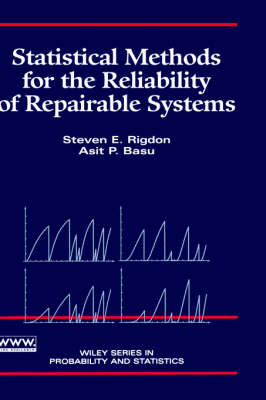 Statistical Methods for the Reliability of Repairable Systems - Wiley Series in Probability and Statistics (Hardback)