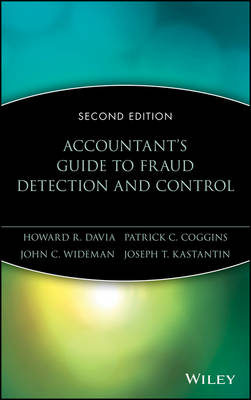 Accountant's Guide to Fraud Detection and Control (Hardback)