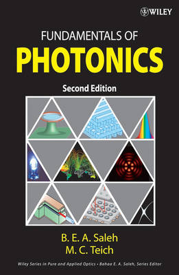 Fundamentals of Photonics - Wiley Series in Pure and Applied Optics (Hardback)