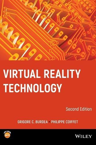 Virtual Reality Technology - Wiley - IEEE (Hardback)