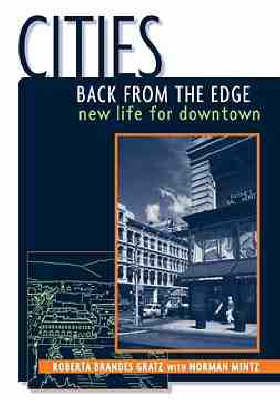 Cities Back from the Edge: New Life for Downtown (Paperback)