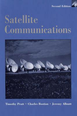 Satellite Communications (Hardback)