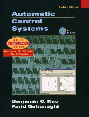 Automatic Control Systems (Hardback)