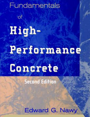 Fundamentals of High-Performance Concrete (Paperback)