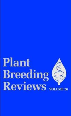 Plant Breeding Reviews - Plant Breeding Reviews (Hardback)