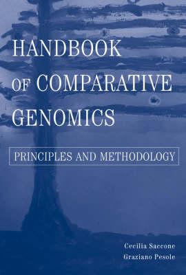 Handbook of Comparative Genomics: Principles and Methodology (Hardback)