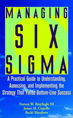 Managing Six Sigma: A Practical Guide to Understanding, Assessing, and Implementing the Strategy That Yields Bottom-Line Success (Hardback)
