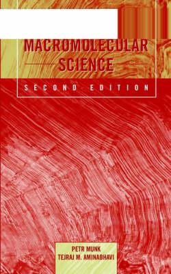 Introduction to Macromolecular Science (Hardback)