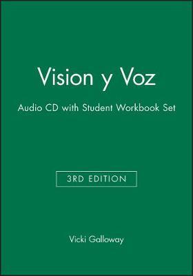 Vision y Voz 3e Audio CD with Student Workbook Set (Hardback)