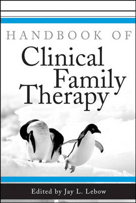 Handbook of Clinical Family Therapy (Hardback)
