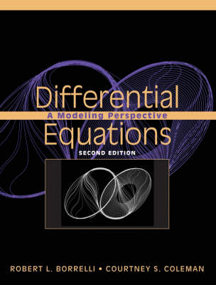 Differential Equations: A Modeling Perspective (Hardback)