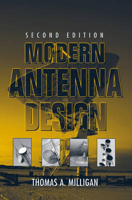 Modern Antenna Design - Wiley - IEEE (Hardback)