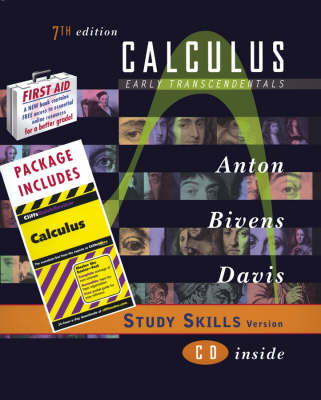 Calculus Early Transcendentals: Study Skills Version - Cliffs Quick Review S. (Hardback)