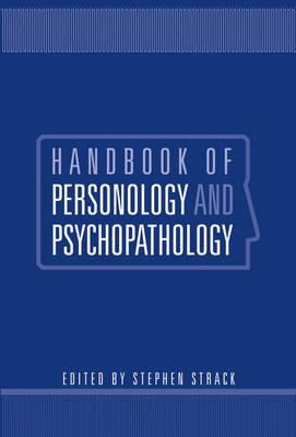 Handbook of Personology and Psychopathology (Hardback)