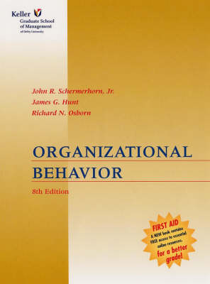 Organizational Behavior Eighth Edition for Keller University (Hardback)