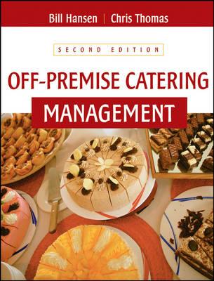 Off-Premise Catering Management (Hardback)