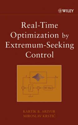Real-Time Optimization by Extremum-Seeking Control (Hardback)