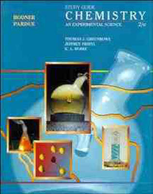 Chemistry: Study Guide: An Experimental Science (Paperback)