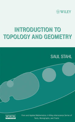 Introduction to Topology and Modern Geometry - Pure and Applied Mathematics: A Wiley Series of Texts, Monographs and Tracts (Hardback)