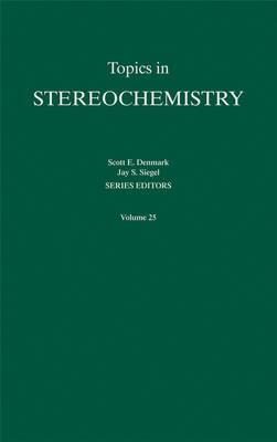 Topics in Stereochemistry - Topics in Stereochemistry (Hardback)