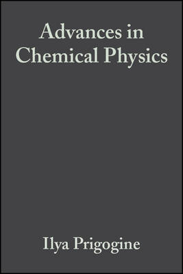 Advances in Chemical Physics: v.26 (Hardback)