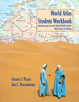 World Atlas: Student Workbook (Paperback)