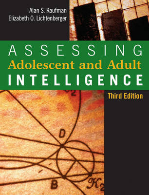 Cover Assessing Adolescent and Adult Intelligence