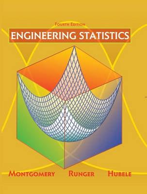 Engineering Statistics (Hardback)