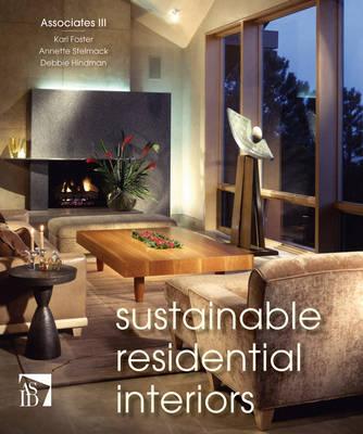 Sustainable Residential Interiors (Hardback)
