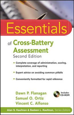 Essentials of Cross-Battery Assessment - Essentials of Psychological Assessment (Paperback)