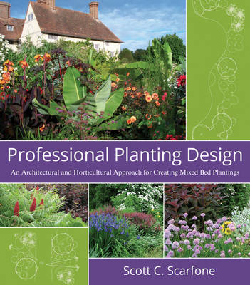 Professional Planting Design: An Architectural and Horticultural Approach for Creating Mixed Bed Plantings (Paperback)