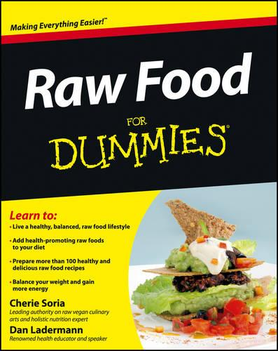 Raw Food For Dummies (Paperback)