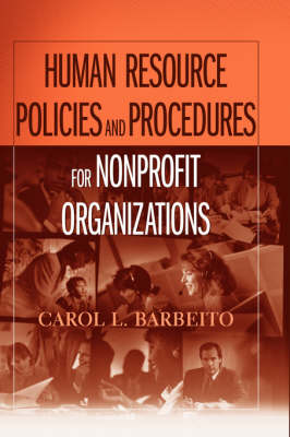 Human Resource Policies and Procedures for Nonprofit Organizations (Paperback)