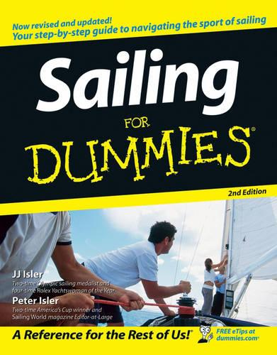 Sailing For Dummies (Paperback)