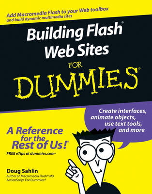 Building Flash Web Sites for Dummies (Paperback)