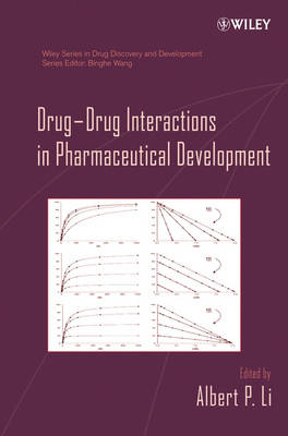 Drug-Drug Interactions in Pharmaceutical Development - Wiley Series in Drug Discovery and Development (Hardback)