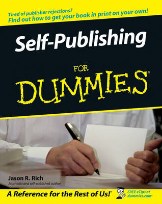 Self-Publishing For Dummies (Paperback)