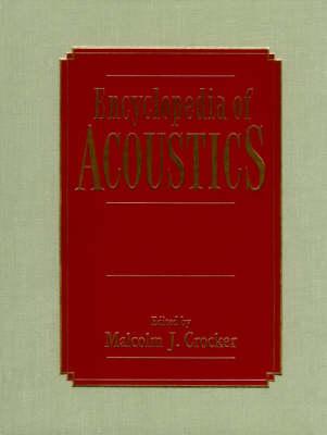 Encyclopedia of Acoustics (Hardback)