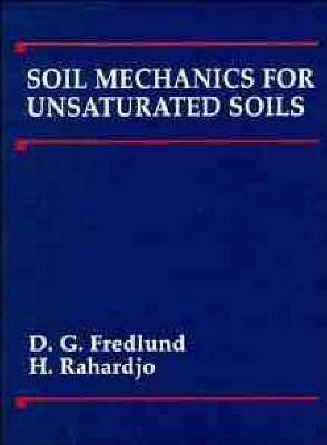 Soil Mechanics for Unsaturated Soils (Hardback)