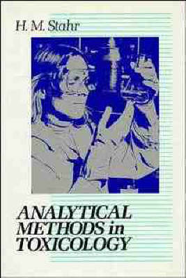 Analytical Methods in Toxicology (Hardback)