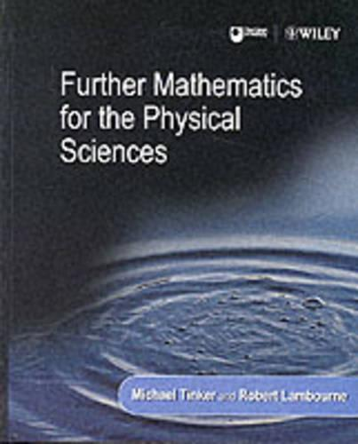 Further Mathematics for the Physical Sciences (Paperback)