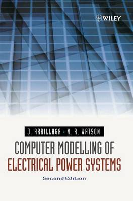 Cover Computer Modelling of Electrical Power Systems